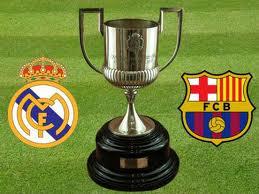 semifinal Barça-R. Madrid