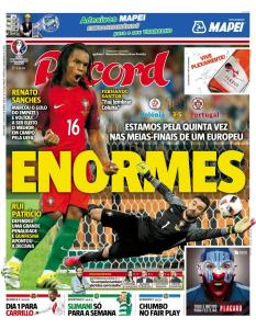 record portugal